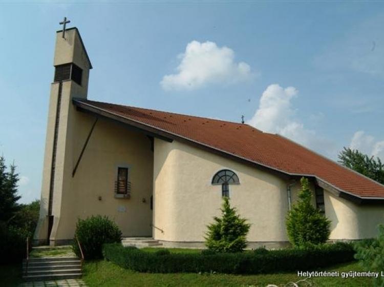 Szent István Király és Lisieux-i Kis Szent Teréz Római Katolikus Templom