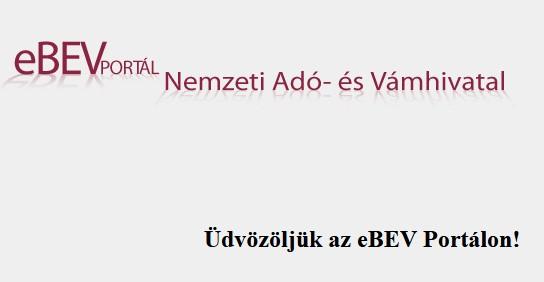 NAV eBEV-portál