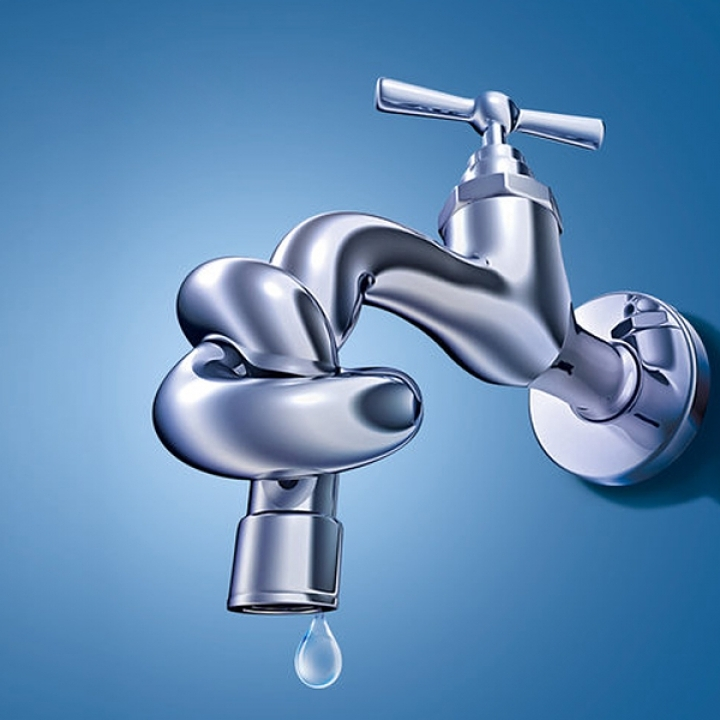 Értesítés vízhiányról