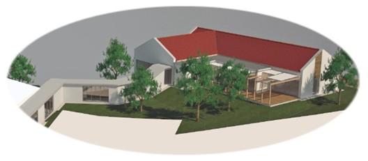 Új bölcsőde épület építése és óvoda bővítése Litéren