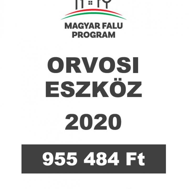 Magyar Falu Program - Orvosi eszköz