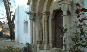 XIII. századi Református templom